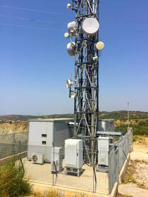 Antenna brings 1000 euros per month