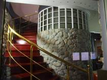 Stairs from the hall